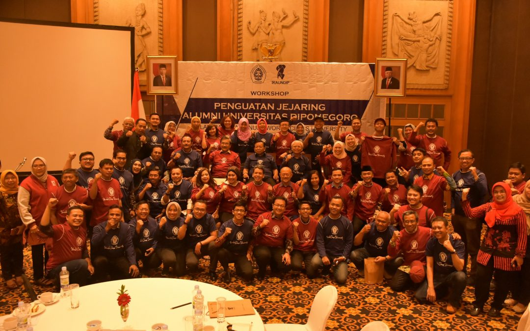 UNDIP Held Workshop to Strengthen Alumni Networks in Jakarta