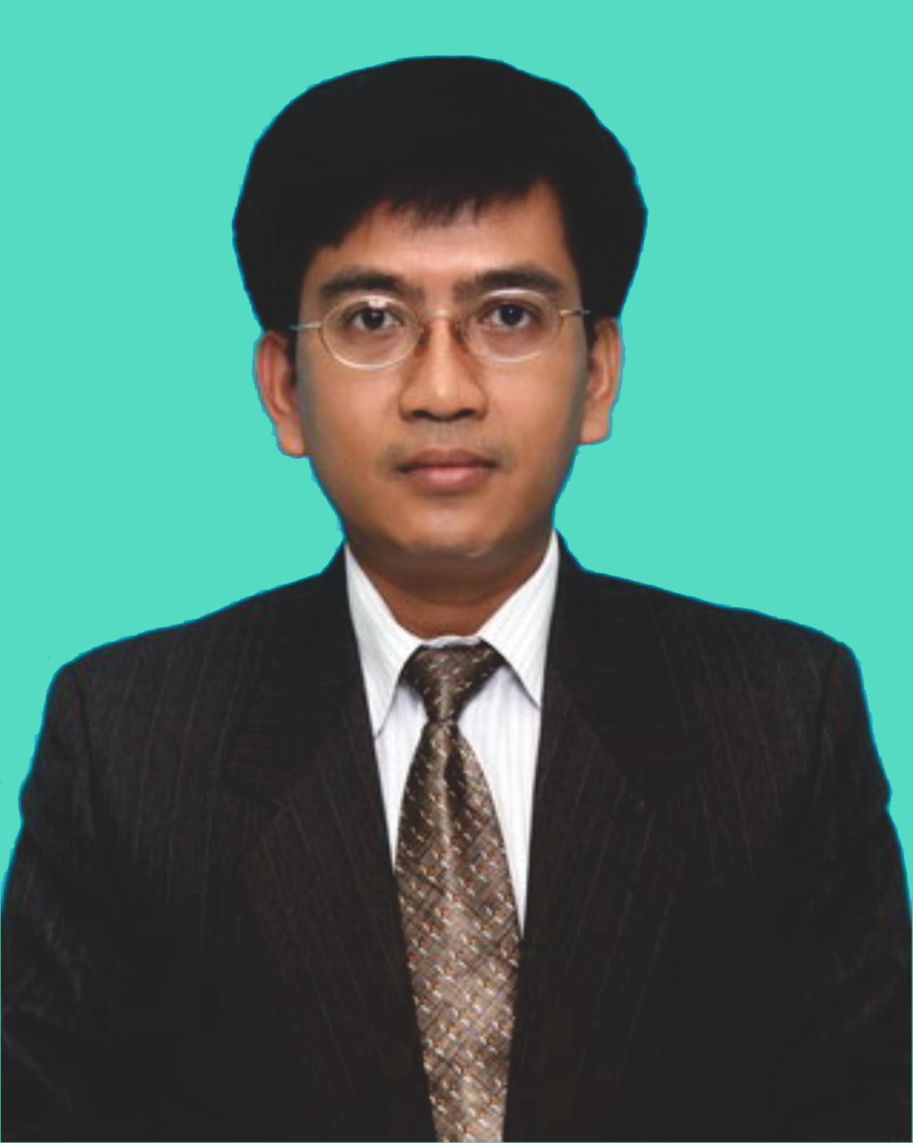 Dr. Hery Suliantoro, ST, MT